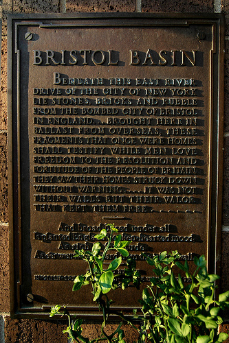 Bristol Basin