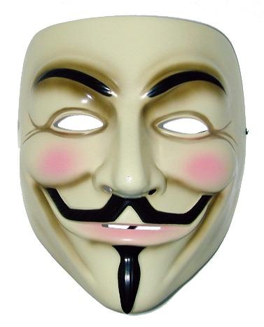 V mask prize