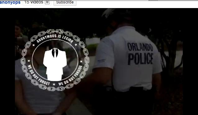 Anonymous Orlando