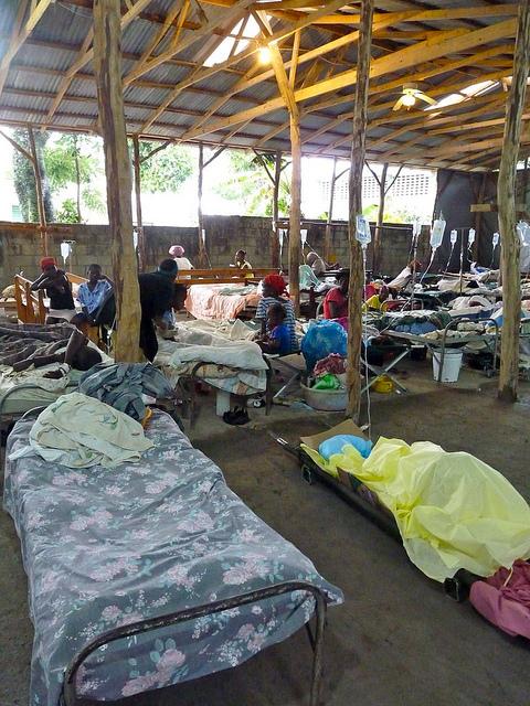 Cholera Hospital