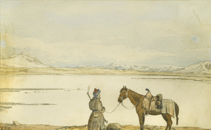 800px-Thomas_Edward_Gordon_Lake_Victoria,_Great_Pamir,_May_2nd,_1874