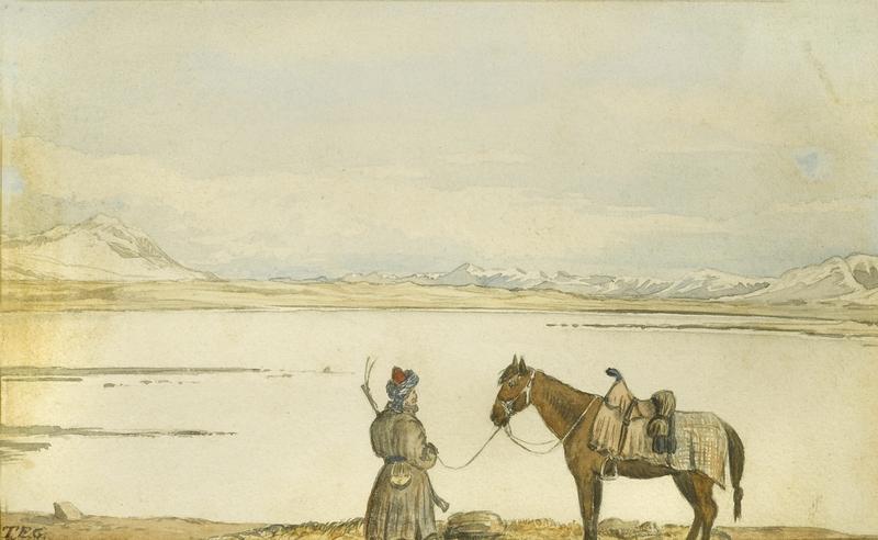 800px-Thomas_Edward_Gordon_Lake_Victoria,_Great_Pamir,_May_2nd,_1874