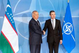 NATO Karimov