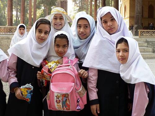 Barbie in Iran
