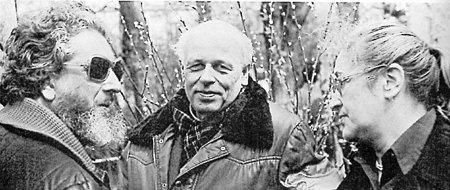 Sakharov and Slepak