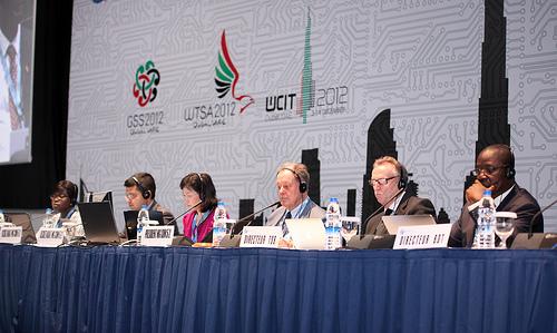 ITU meeting