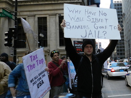 OWS and Banksters
