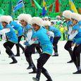 Turkmens on Flag Day