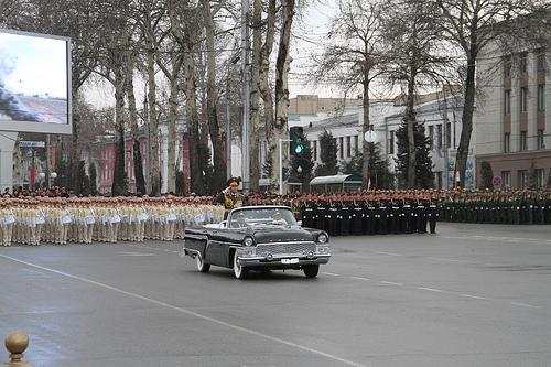 Tajik Parade