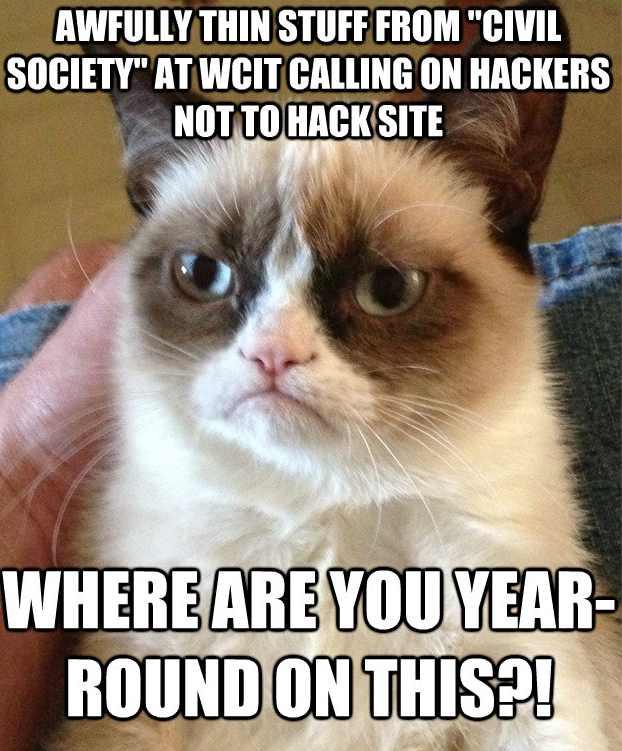 Grumpy on Hacking