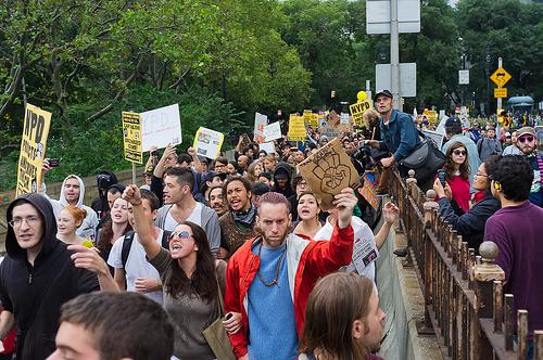 Occupy Bridge