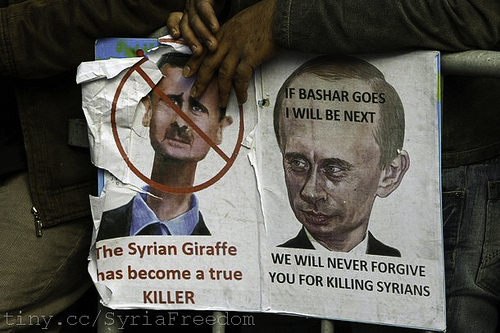 Syrian Poster