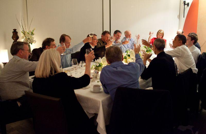 Obama-silicon-valley-dinner