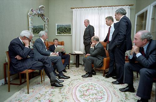 Reagan Briefing