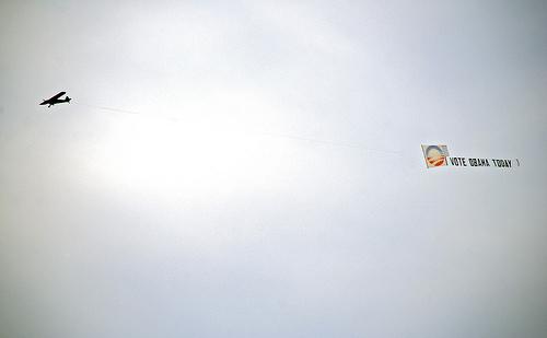 Air Plan Banner