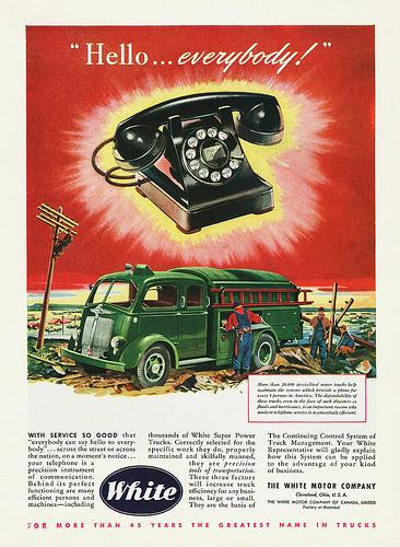Truck Phone
