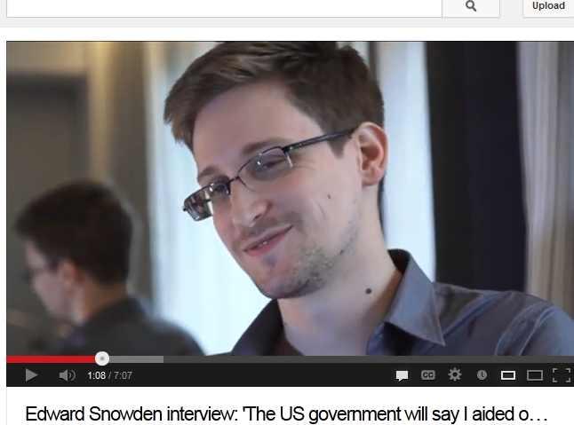 Snowden Mole