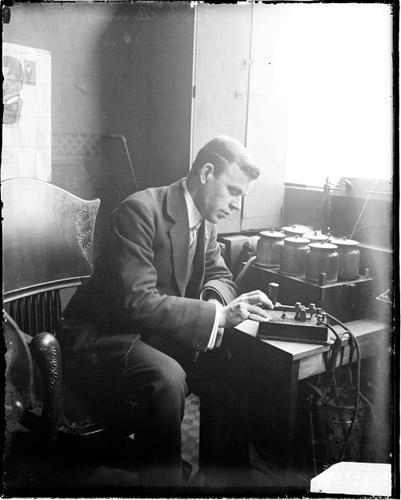 Jack Binnes Wireless Operator