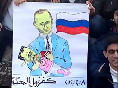 Freedom House Putin Assad