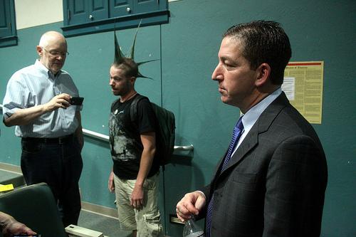 Gage Skidmore Glenn Greenwald