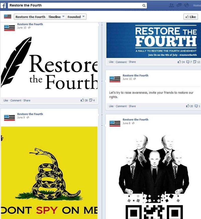 Restore 4th June 8