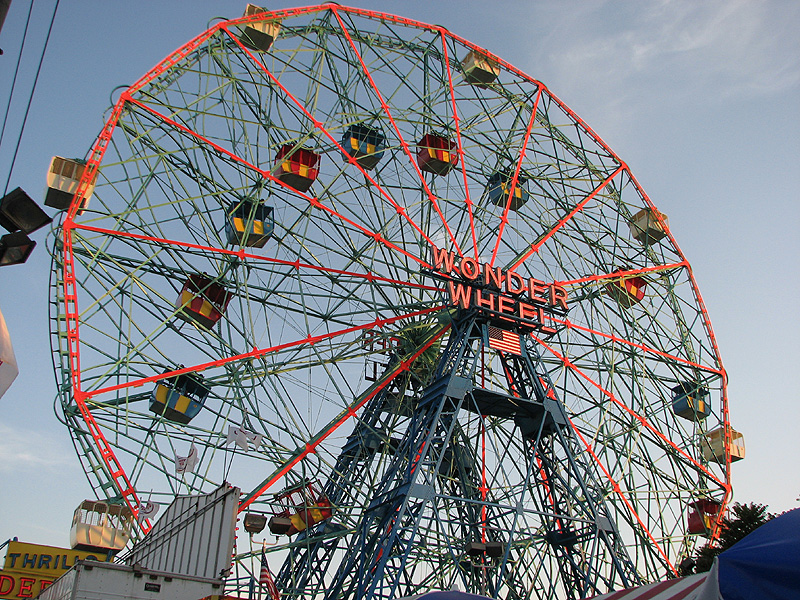 WonderWheelNewYork