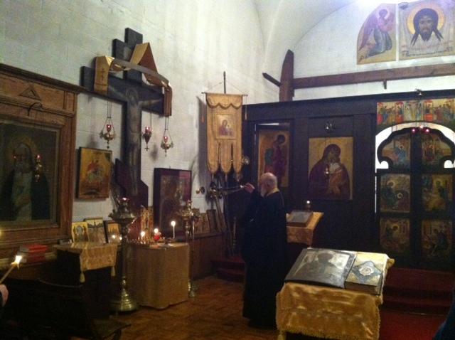 Fr Mikhail