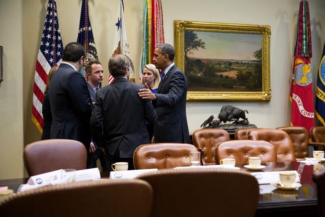Pete Souza Dec 17 tech prez