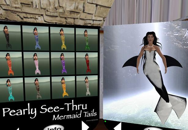 Mermaid Kline
