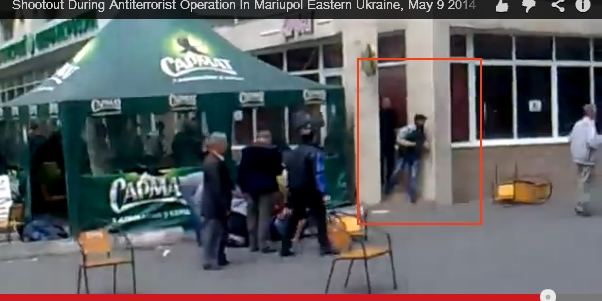 Mariupol Shooter