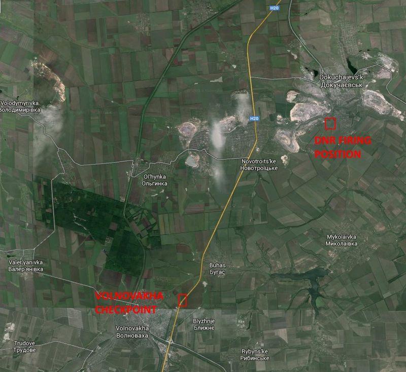 FINAL MAP Dokuchayevsk