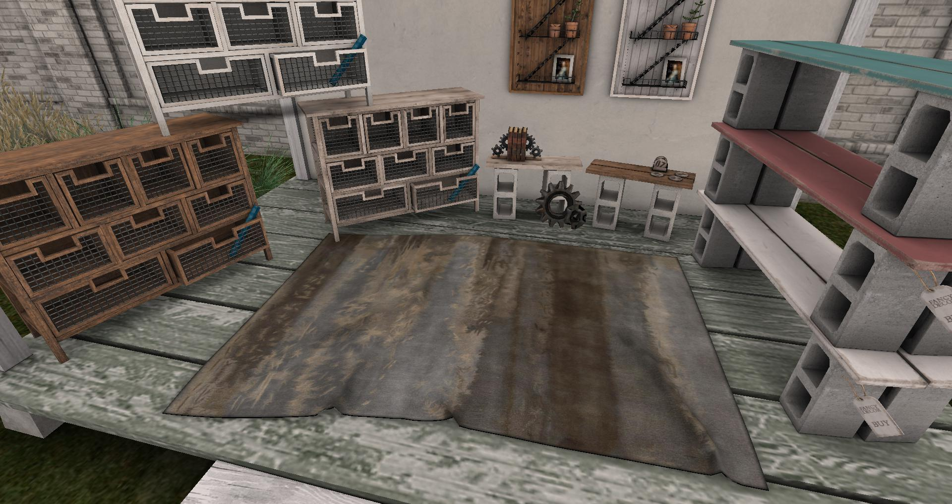 rugs are so hard to find. Designers